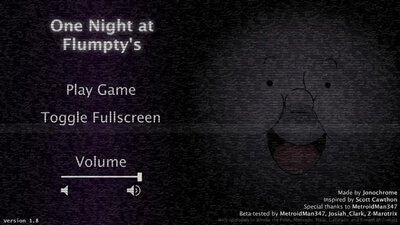 One Nights at Flumpty's
