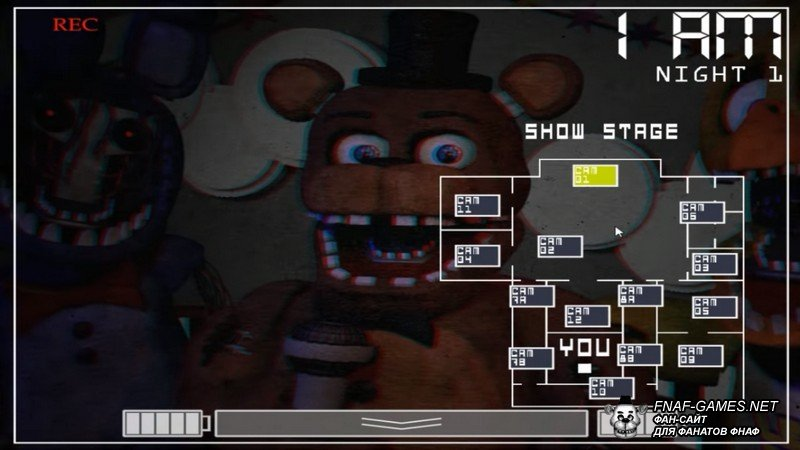 Скачать ФНаФ игру Another Nights at Freddy's: Remastered