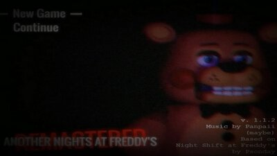 Игра Another Nights at Freddy's: Remastered