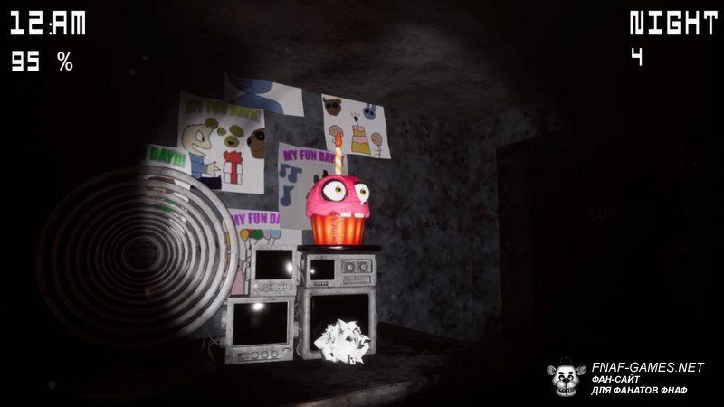 Five Nights at Freddy's 1 Remake