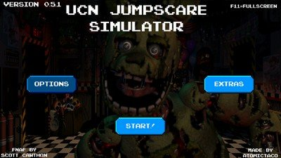 Ultimate Custom Night Jumpscare Simulator