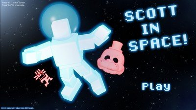 Scott in Space!