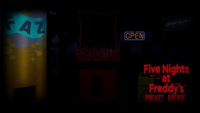 Five Nights at Freddy's: Project Arcade