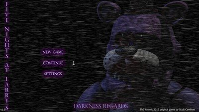 Five Nights at Larry's Darkness Regards