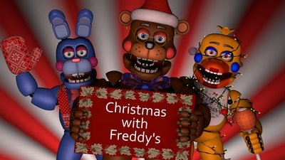 Christmas with Freddy's