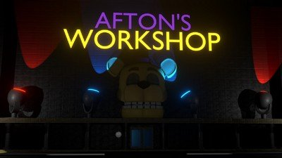 Afton's Workshop Chapter 4: Glimmering Nights