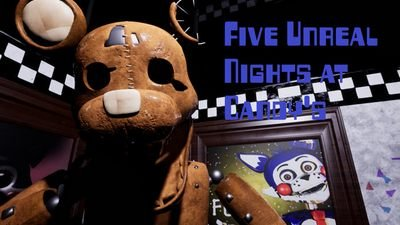 Five Unreal Nights at Candy's