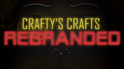 Crafty's Crafts: Rebranded