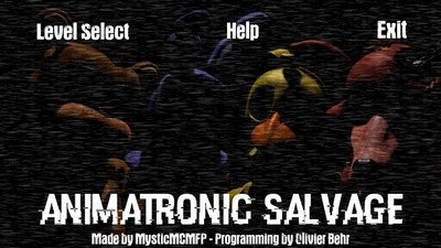 Animatronic Salvage